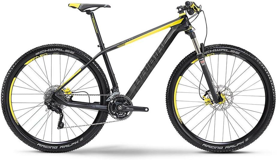 Haibike MTB Light SL - Bicicleta de montaña (29 pulgadas, aluminio ...