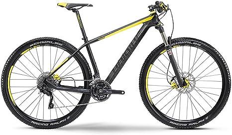 Haibike - Bicicleta de montaña Light SL, 29 pulgadas, aluminio, Shimano Deore XT, 30 marchas: Amazon.es: Deportes y aire libre