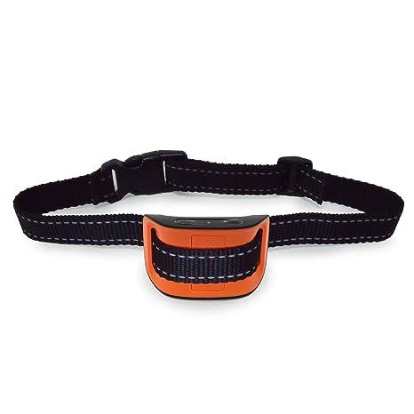 3cbbecb6de33 DAONLY Collar automático antiladridos SIN DESCARGAS para Perros. Collar  eléctrico para Perros pequeños y Grandes