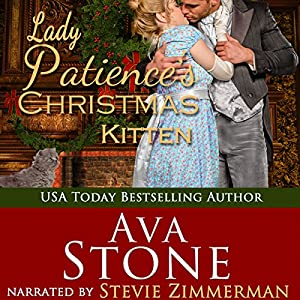 Lady Patience's Christmas Kitten Audiobook