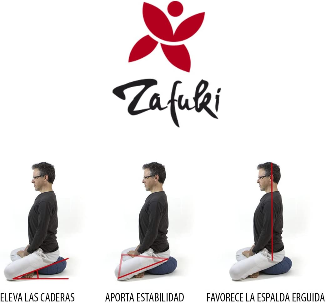 Cojín de Yoga y Meditación ZAFUKI