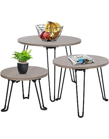 Tables basses de jardin : Amazon.fr