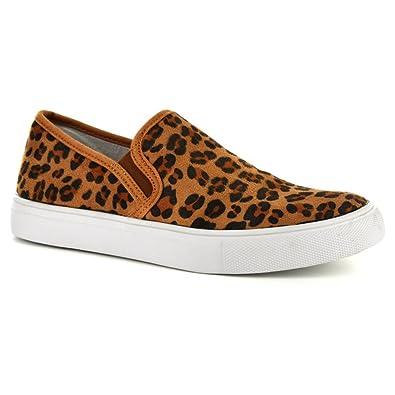 01504d385731db Corkys Jungle Women s Slip On (Leopard