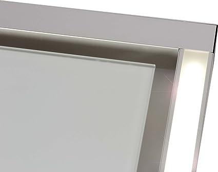 vitramo Luz/infrarrojos Calefacción Element VH de LED WS 575 x 575 x 47 mm