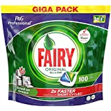 Procter & gamble caja de 100 fairy ultracapsulas