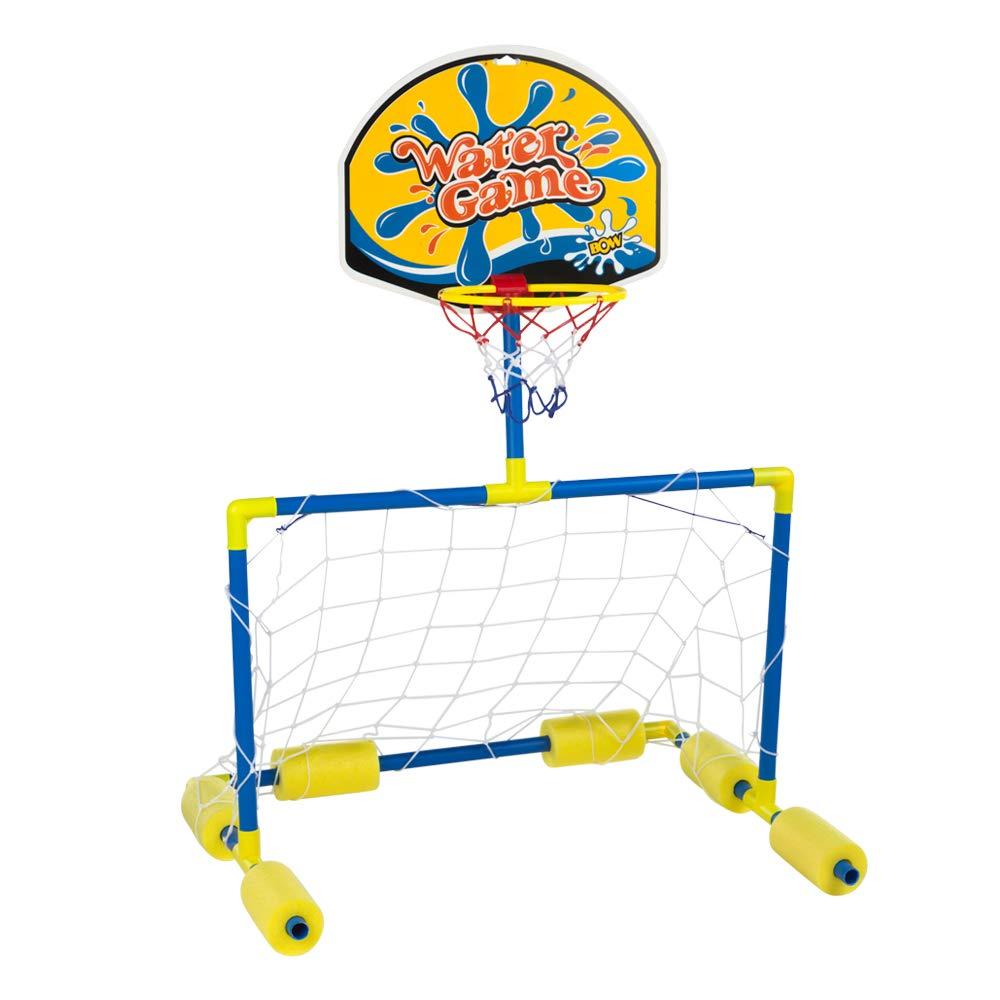 ColorBaby - Juguete 2 en 1 para Waterpolo y Baloncesto (42685 ...