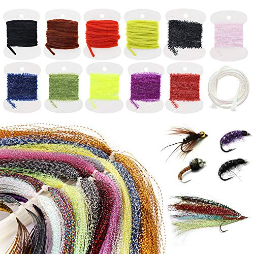 Most Popular Fishing Fly Tying Tools & Materials