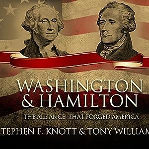 Washington and Hamilton Audiobook