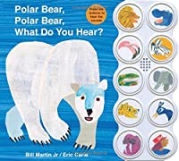Polar Bear Polar Bear What Do You Hear? (Brown