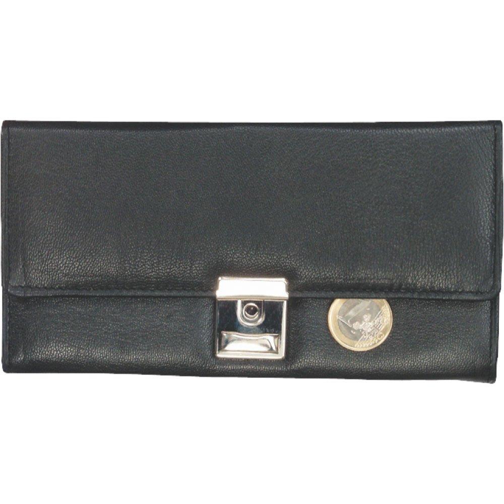Alassio Coin Purse, BLACK (Black) - 10100809 Lightpak 42080