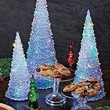 Amazon Com Starry Lights Trees Led Light Up Acrylic