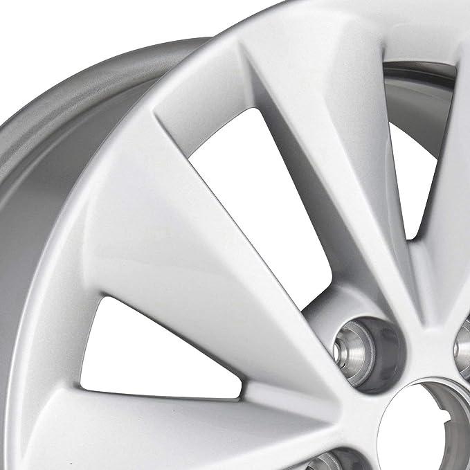 Wheel 2014-2016 Dodge Dart 16 Inch Aluminum Rim 5 Lug 114.3mm 10 Spokes