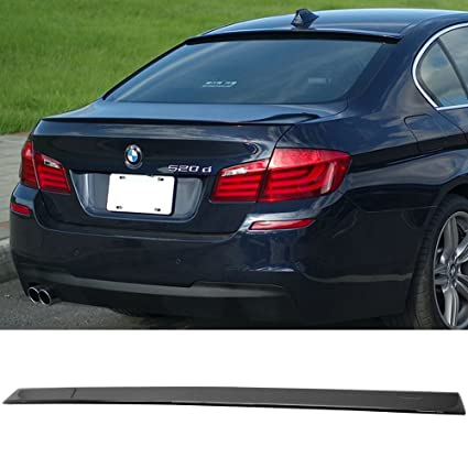 Pre Painted Roof Spoiler Fits 2011 2016 BMW 5 Series