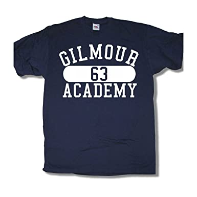 202bdff394970 Old Skool Hooligans Gilmour Academy 63 T Shirt as worn by pink Floyd s Dave  Gilmour  Amazon.co.uk  Clothing