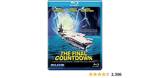 The Final Countdown [Reino Unido] [Blu-ray]: Amazon.es: Kirk ...