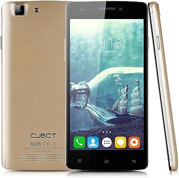 Cubot X12 LTE 4 G Smartphone libre (5 pulgadas IPS pantalla 1 GB ...