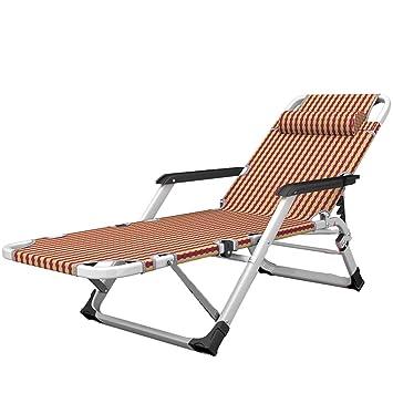 SAN_Y Tumbonas, sillas Plegables para el Almuerzo, sillas de ...