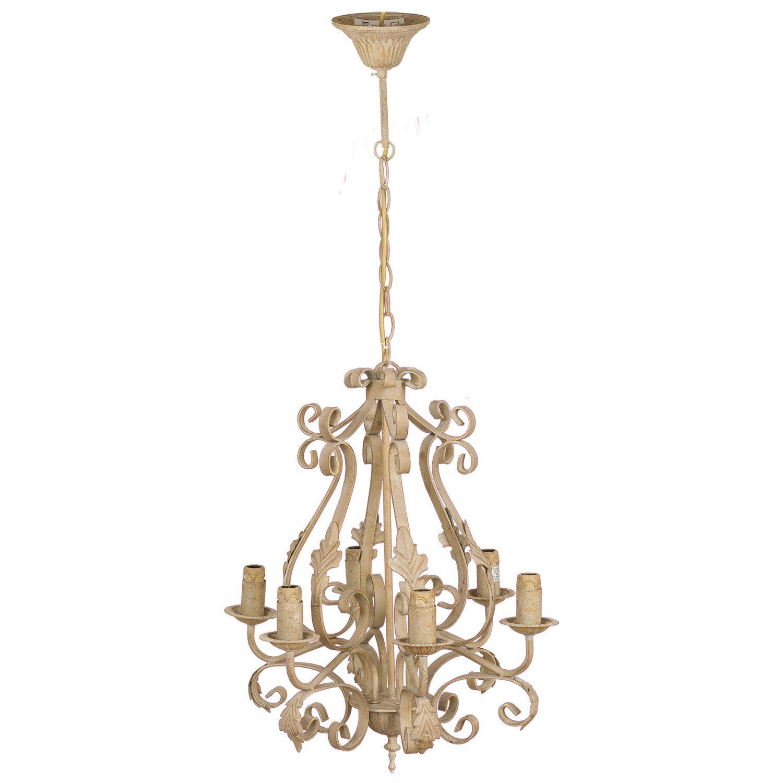 4Y0286 Lampe 48 X 43 X 54 cm Natürlich