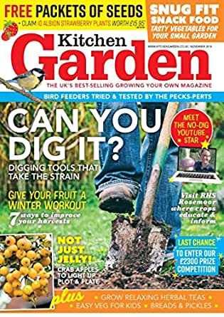 Amazon com: Kitchen Garden Magazine: Kindle Store