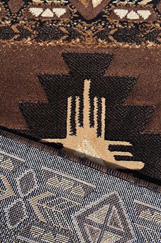 rugs 4 less collection southwest native american indian runner area rug design ebay. Black Bedroom Furniture Sets. Home Design Ideas