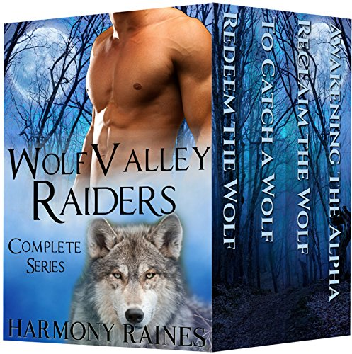 Wolf Valley Raiders Complete Paranormal ebook