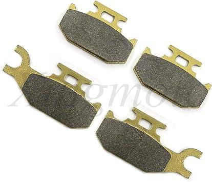 ATV Front Brake Pads for Suzuki LTA 400 LTF 400 LTA 450 LT-A 450 08-12
