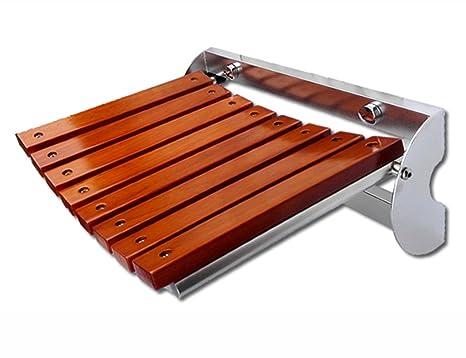Sgabello In Legno Pieghevole : Sedia da doccia sgabello in legno massiccio sgabello in acciaio inox