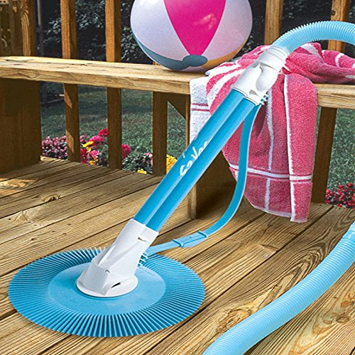 Pentair Kreepy Krauly EZ Vac K50600 Automatic Above Ground Swimming Pool Cleaner- Durable and Efficient to Use (The Pool Sweeper compare prices)