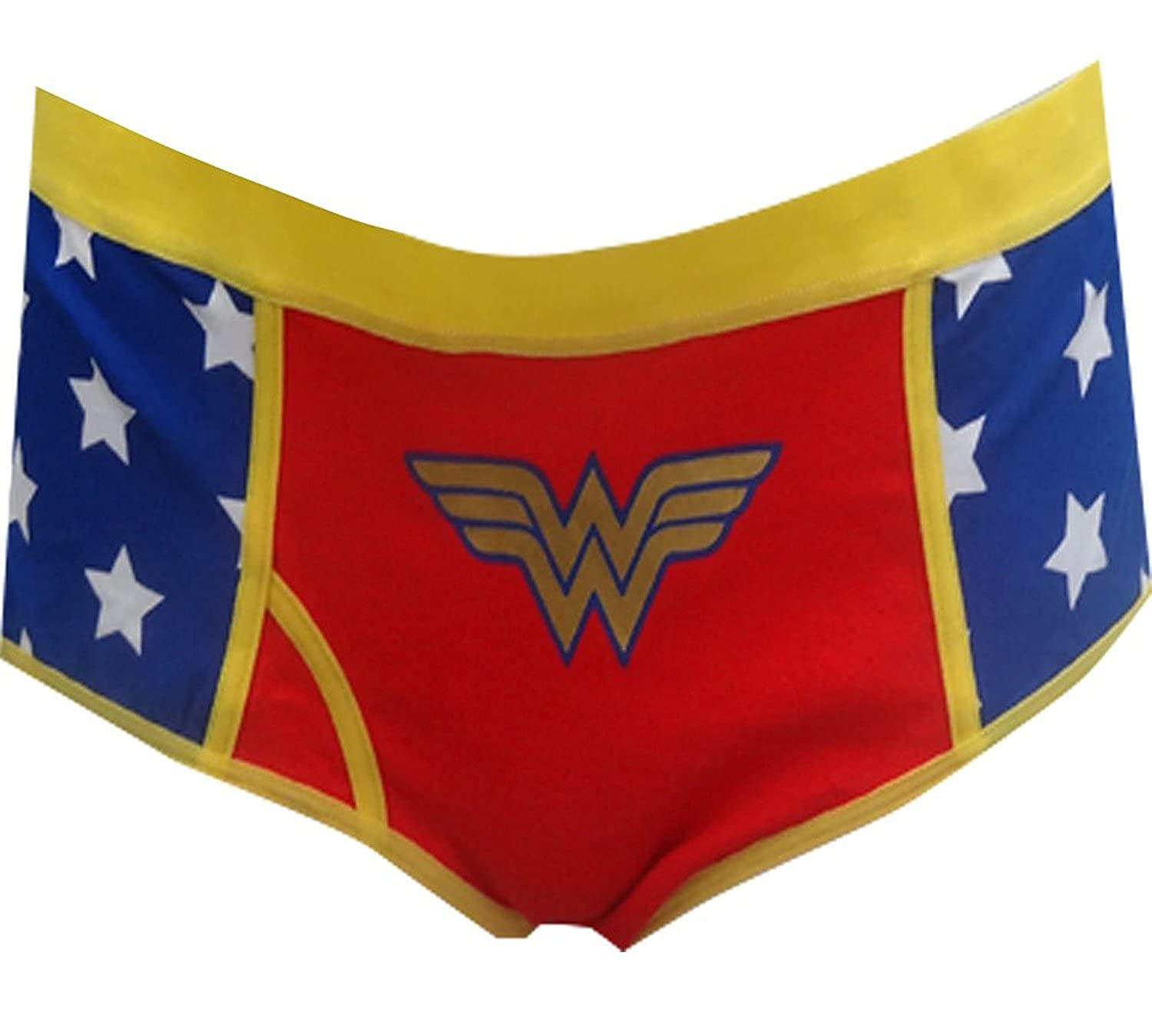 Wonder Woman Panties DC Comics