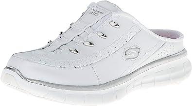 Elite Glam Synergy Slip-On Mule Sneaker