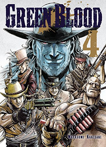 Descargar Libro Green Blood, Vol. 4 Masasumi Kakizaki