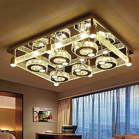 CNMKLM moderno contemporáneo araña de luces LED de ...