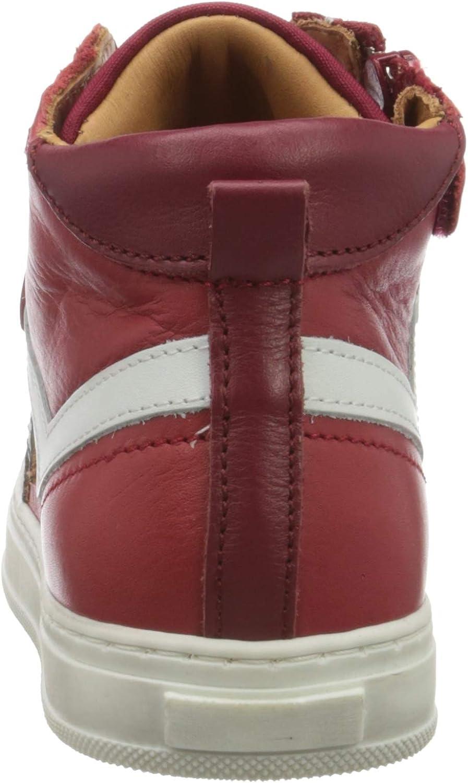 Bisgaard Boys Isak lace Shoe Red