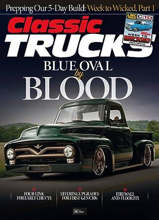 Classic Trucks Magazine >> Classic Trucks Amazon Com Magazines