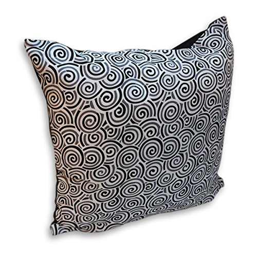tamarind-bay-18-in-luxury-pattered-pillowcase-with-abstract-circular-motif