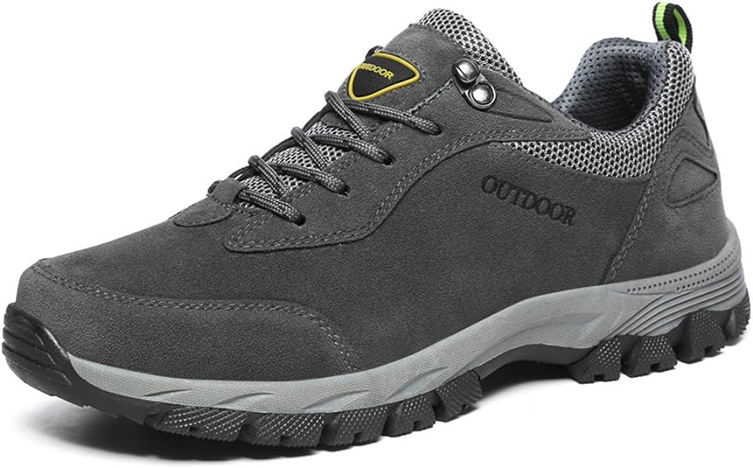AIRIKE Mens Waterproof Hiking Boots