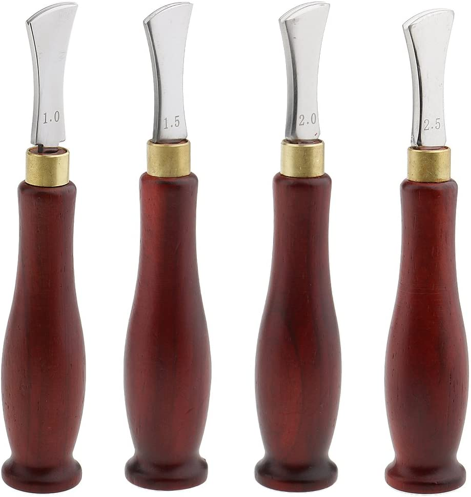Adjustable Wing Divider Edge Creaser Diy Sewing Leather Metal Craft Marking Tool