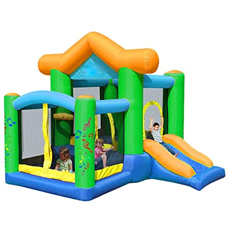 Castillo Inflable Niños Inflable Castillo Hinchable ...