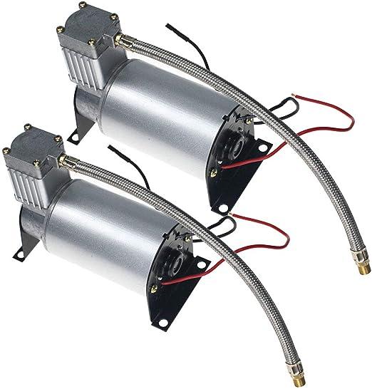 Vixen Horns Onboard Train/Air Horn Tank Installation Kit VXK9903 ...