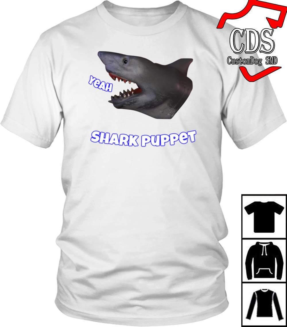SHARK JAWS funny movie gift tee xmas birthday gift ideas boys girls top T SHIRT