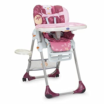 Highchair Chicco Polly 2in1 Pink Amazon Co Uk Baby