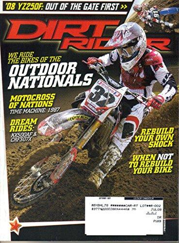 Dirt Rider Magazine, Issue 297 (September, ()