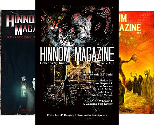 Hinnom Magazine (3 Book Series)