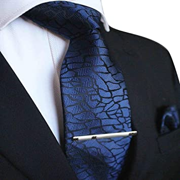 ZHAOSHUNAN Tie cravatta Conjunto De Corbata De Seda Y Pañuelo De ...
