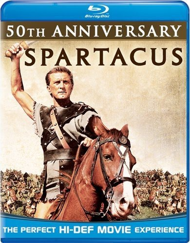 Edition Anniversary Earth 50th - Spartacus (50th Anniversary Edition) [Blu-ray]