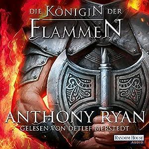 Die Königin der Flammen (Rabenschatten 3) Audiobook