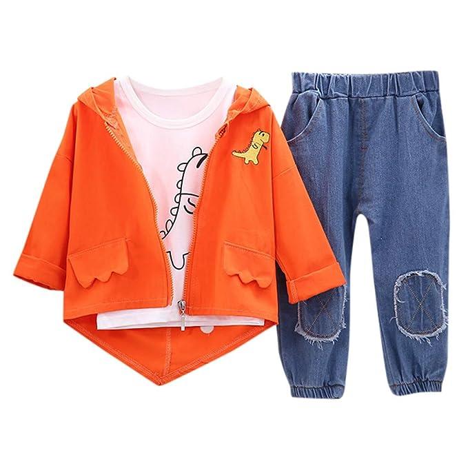 Ragazze Frozen Principessa Tuta Outfit Set Felpa con Cappuccio Zip Pantaloni 1 a 6yrs