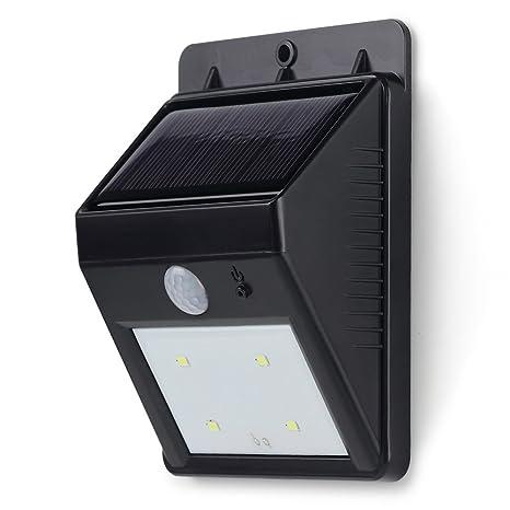 Prozor sin hilos Luz Solar Movimiento sensor de movimiento al aire libre brillante - Moda y