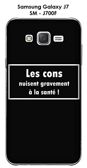 Onozo Carcasa Samsung Galaxy J7 - sm-j700 F Message los Cons ...
