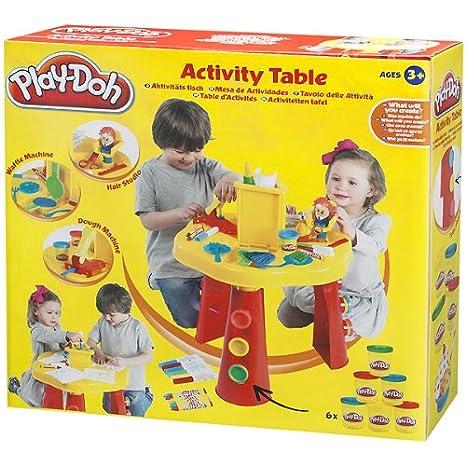 sc 1 st  Amazon UK & Play-Doh Activity Table: Amazon.co.uk: Toys u0026 Games